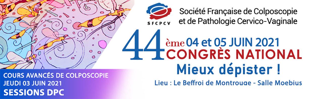44ème Congrès national de la SFCPCV